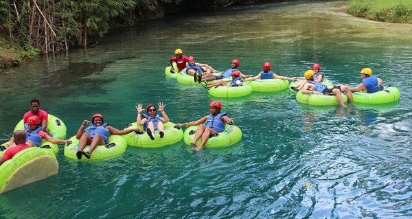 riu bueno tubing tour