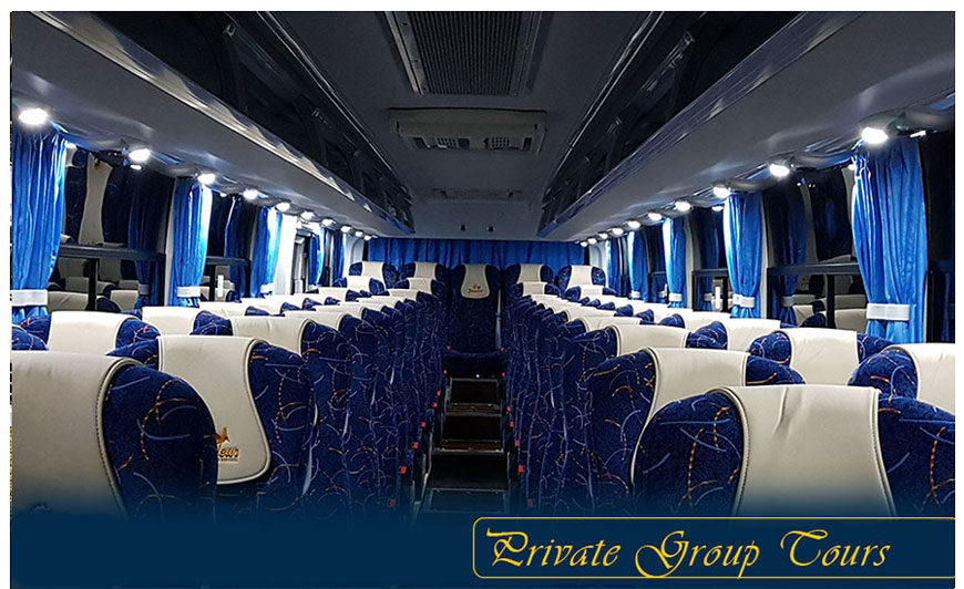 service private group tours