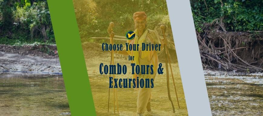 TOURS (COMBO) & EXCURSIONS