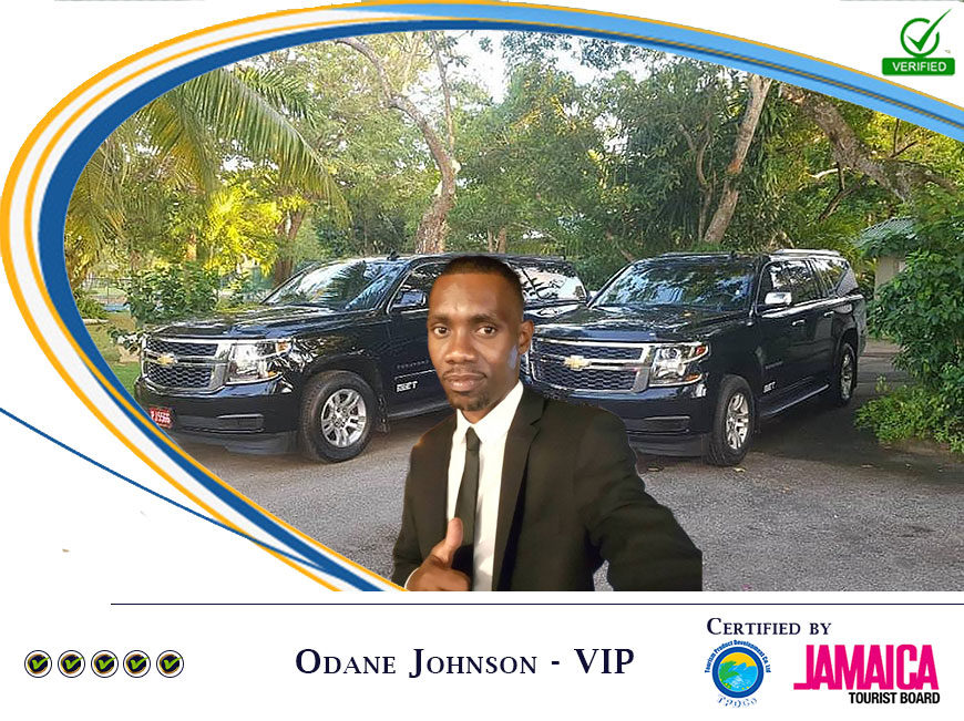 Montego Bay Hotel - Odane Johnson (VIP)